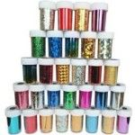 3 Варіанта використання фольги для дизайну нігтів