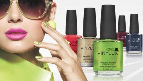 Інноваційний лак для нігтів cnd vinylux