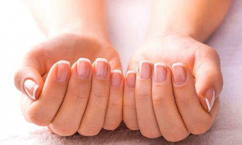 Маска для нігтів з червоним перцем