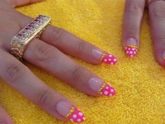 Як навчитися малювати на нігтях?