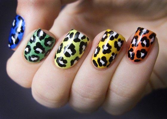 Як зробити леопардовий манікюр в домашніх умовах?