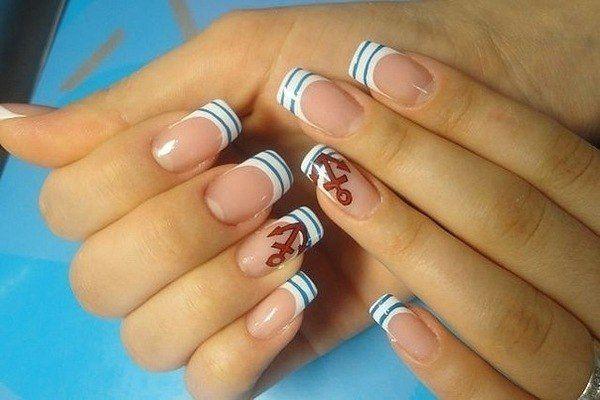 нарощені нігті