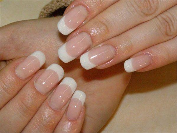 Моделювання форми нігтів