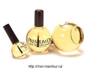 Корисні властивості олії для кутикули.