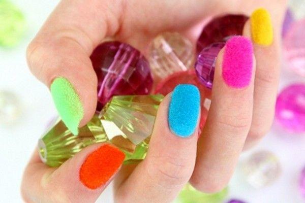 Майстер клас - манікюр з литтям на нігтях