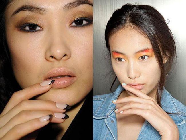 Модні тенденції в манікюрі 2013. Весна-літо.