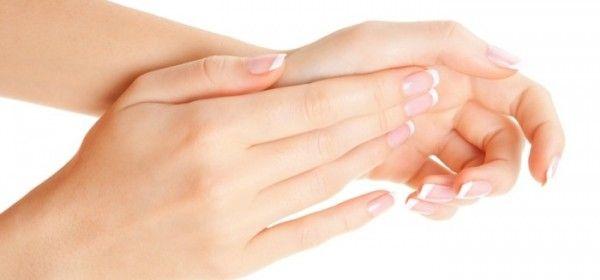Моя історія зміцнення нігтів