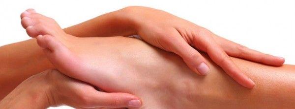 догляд за шкірою ніг