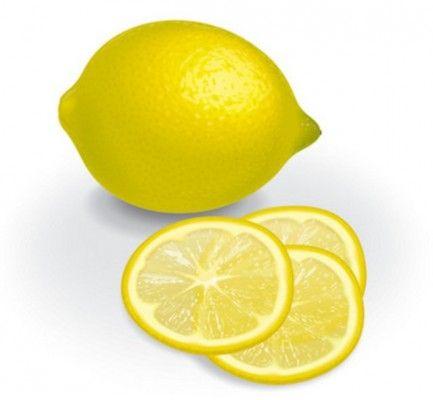 лимон для користі рук