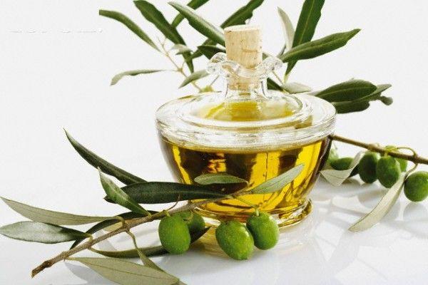 оливкова олія для рук