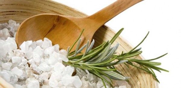 сіль для догляду за шкірою