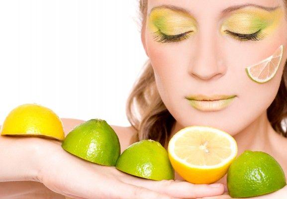 вся користь лимона