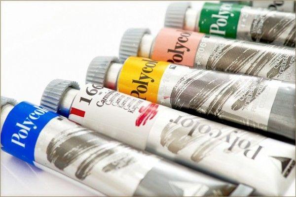 гелеві фарби Polycolor