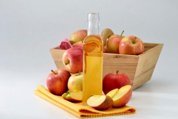яблучний оцет для ванночок