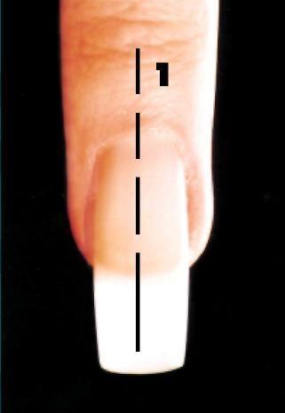 Технологія створення форми нігтів.