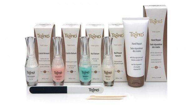 Trind - супер засіб для краси і здоров`я нігтів