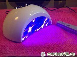 Вибираємо лампу для полімеризації гелю