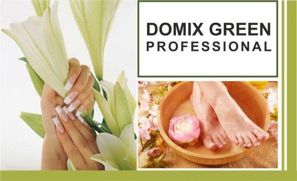 продукція марки Рідке лезо Domix green